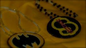 Beaded Medallion necklaces